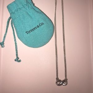 Tiffany Co. Infinity Necklace